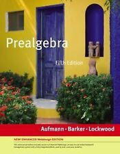 Prealgebra, Enhanced Edition (with Enhanced WebAssign 1-Semester Printed Access