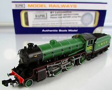N Gauge Dapol ND-120G B1 LNER Green 1252 DCC Ready