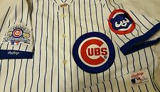 Ryne Sandberg 1990 Chicago Cubs Authentic Rawlings Jersey Size 52 30yrs Old!