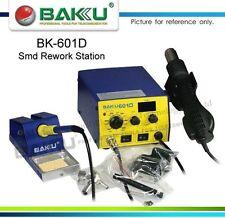 Station soudage à air chaud + fer, rework, CMS, poste de soudure BAKU BK-601D