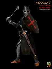 "ACI 1/6 Scale 12"" Warriors Templar Knight Sergeant Brother Action Figure ACI24D"