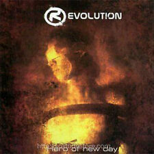(R)EVOLUTION - Hero Of New Day (CD, 2008) Gothic Metal, RARE, MINT