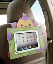 Car Seat Headrest Holder Case Ipad 2 3 4 Mini Android Tablet Kids Baby Travel
