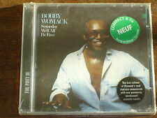 BOBBY WOMACK Someday we'll all be free- The poet III CD NEUF