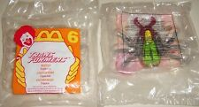 1995 Hasbro / McDonalds Happy Meal: Transformers #6: BEETLE - New, Sealed!