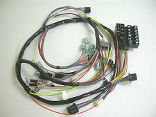 1960 Impala Belair El Camino Under Dash Wiring Harness with Fusebox Automatic