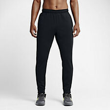 Nike Men's XL - THERMA SPHERE FLEECE TRAINING PANTS - Black 644311 011 joggers