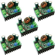 5x Boost DC-DC Converter Power Supply Step-up Module 12V-60V to 12V-80V 600W 10A