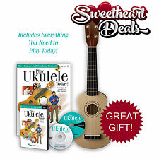 Play Ukulele Today Complete Kit! Learn to play like Grace Vanderwaal! Buy NOW
