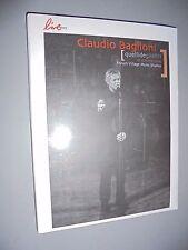 DVD N° 15 CLAUDIO BAGLIONI LIVE STORY  QUELLI DEGLI ALTRI 18 OTTOBRE 2006 ROMA