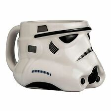 STAR WARS SMALL 3D STORMTROOPER MUG - CERAMIC OFFICIAL NEW FREE P+P