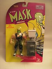 THE MASK THE ANIMATED SERIES SGT. MASK1997 TOY ISLAND ACTION FIGURE