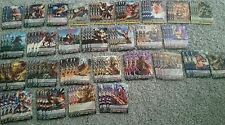 Cardfight! Vanguard CFV Kagero Perdition Triggers and lot collection