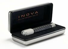 Genuine Aluminium Black Grey Inova Bolt 3 AAA LED Flashlight Torch In Gift Box