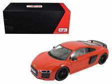 MAISTO AUDI R8 V10 PLUS RED EXCLUSIVE EDITION 1/18 DIECAST MODEL 38135