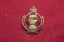 WW II Cap Badge To The Royal Canadian Armoured Corps 1945