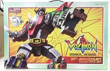 """TOYNAMI 30th ANNIVERSARY VOLTRON DIECAST COLLECTOR'S SET 11"""" NEW"""