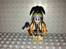 Lego The Lone Ranger Minifigures - 79110 NEW Authentic! Tonto with Mine Outfit