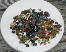Tourmaline gem  mix discount  parcel lot over 100 carats
