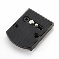 "410PL Camera Quick Release Plate 1/4"" 3/8"" for Manfrotto 410 405 490 468 329 RC4"