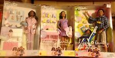 Happy Family AA Alan & Ryan AA Midge & Baby AA Doctor Barbie & Babies Lot of 3