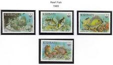 KIRIBATI MNH 1985 REEF FISH SET