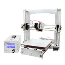 Geeetech Reprap 3D Printer Prusa i3 A Pro with Box 3 in 1 full aluminum DIY kits