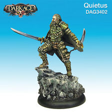 Dark Age Skarrd Quietus miniature 35mm new