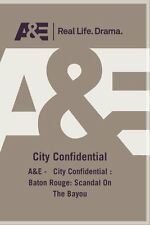NEW A&E -   City Confidential : Baton Rouge: Scandal On The Bayou (DVD)