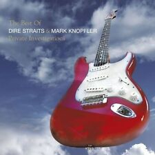 DIRE STRAITS & MARK KNOPFLER The Best Of 2CD NEW Private Investigations