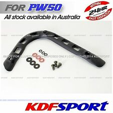 KDF MUFFLER PROTECTOR PIPE COVER PW PY 50 EXHAUST PROTECT FOR  YAMAHA PW50 PY50