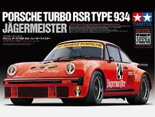 KIT TAMIYA 1:24 AUTO PORSCHE TURBO RSR TYPE 934 JAGERMEISTER  art. 24328