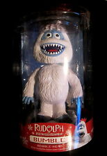 RUDOLPH THE RED-NOSED REINDEER Snowman Bumble - BOBBLE HEAD / WACKELKOPF