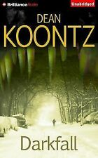 DARKFALL unabridged audio book on CD by DEAN KOONTZ