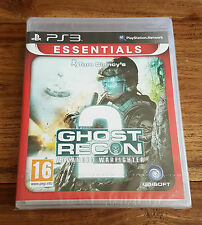 GHOST RECON ADVANCED WARFIGHTER 2 Jeu Sony PS3 Playstation 3 Neuf Sous Blister
