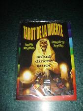 TAROT SANTA MUERTE COMPLETO libro y cartas BOOK salud dinero