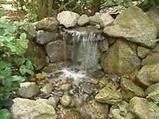 Custom Pro DIY Pondless Waterfall Kit-water feature/child safe/low maintenance