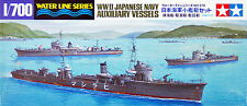 Tamiya 31519 WWII Japanese Navy Auxiliary Vessels 1/700 scale kit