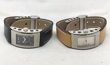 NEW JORG HYSEK KILADA WOMEN'S WATCH Leather Band K102 Never Worn Original Box