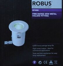 Robus 155 = 150w Alto Lumen Salida Power Metal Halogenuro Downlight pantalla luz