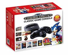 Go Gioco Play Nuova New Sealed 80 Giochi - SEGA MEGA DRIVE CLASSIC GAME CONSOLE
