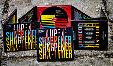 Hackney Colliery Band - Sharpener CD 2016 Brand New Sealed Brass Jazz Funk Fusio