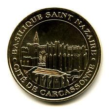 11 CARCASSONNE Basilique Saint-Nazaire, 2006NV, Monnaie de Paris
