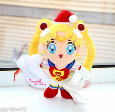 Super Sailor Moon Christmas plush doll stuffed toy Tuxedo Mask