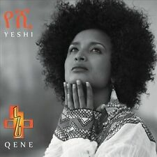 Yeshi-Ethiopian Contemporary Music: Qene  CD NEW