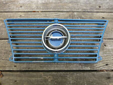 1966 Plymouth Barracuda Center Grille & Emblem AAKF 2582427
