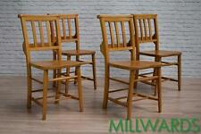 Vintage Church Chapel Kitchen Dining Cafe Bar Pub Chairs 40 AVAILABLE (inc VAT)