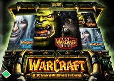 Warcraft III 3 Battlechest (RoC + The Frozen Throne) PC  Battle.net CD Key