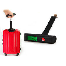 50kg/10g LCD Display Digital Portable Luggage Electronic Weight Balance Scales