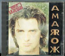 Mike Oldfield   cd   AMAROK  © 1990 uk virgin # CDV 2640 - 1 track 60:02 min.